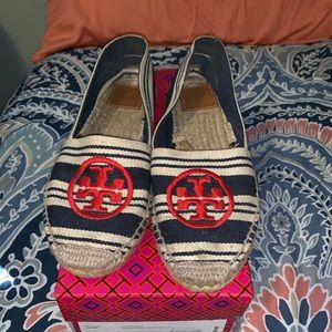 Cute Tory Burch espadrille